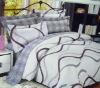 Reactive printing bed sheet