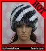 Real raabbit fur hat! Rex rabbit fur hat! Twist flowers hat! Fashion design with good quality fur hats! Whole sale price!