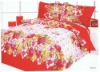 Red luxury quilt cover sets