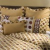 Rizzy Home Somerset Spring Bedding Set in Mustard Size: King