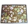Rubber Printed Carpet/Mat