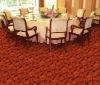 S501 Colorful hotel lobby flooring carpet