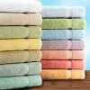 SOLID DYED BATH TOWEL SET