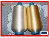 ST-type gold metallic yarn