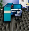 SYM90113B Stripe Company Boardloom Carpet