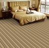 SYM90113D Quality Stripe Hotel Carpet