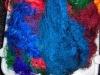 Sari Silk Fibers