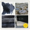 Sheepskin fur and leather for boot lining(factory)