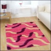 Silk Shaggy Floor Carpet/Rug