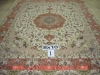 Silk/Wool Mixed Rugs