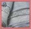Silver metallic fabric, wire cloth