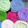 Solid Color CoRal Fleece Blanket