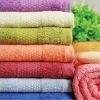 Solid Terry Plain Cotton Soft Towels