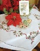 Square Tablecloths Embroidery Style