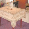 Stain Fabric Tablecloth