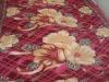 Stock 100% Polyester Printed Coral Velvet Blanket