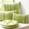 Stripe printed cushion, cushion , bedding products