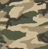 T/C Flame Retardant Camouflage Fabric
