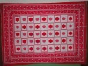 T/C PIGMENT PRINTED RED TABLE CLOTH 9#--3