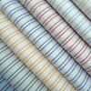 T/C herringbone check  shirt fabric