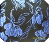 T/SP foil abstract printing fabric