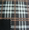 TC bronzing check fabric for fashion garment &sofa &cushion fabric&curtain fabric&upholstery textile