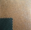 TC bronzing microfiber suede fabric for fashion garment