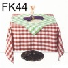 TC0006 Polyester/cotton printed table covers