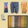 TOPAZ Pretreated Textiles and Fabrics