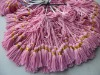 Tassel----curtain lace for home or garment etc.