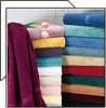 Terry cotton towels