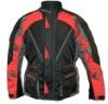 Textile long jacket
