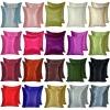 Thai Silk Pillow Case Plain color