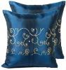 Thai Silk Pillow case / Throw Cushion over /Cushion Case