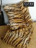 Tiger Faux Fur Blanket