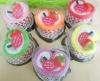 Towel Cake Gifts Heart Design