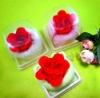 Towel Cake Wedding Favors