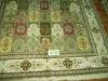 Turkish silk rugs