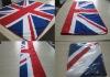 UK national flag banner
