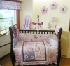 US style baby bedding set