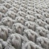 Ultra soft fake fur fabrics /  brushed