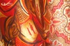 Upholstery fabric (Pattern CF-251)