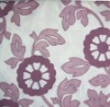 Upholstery flock fabric
