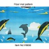 V6656 Anti-slip Bathroom Mat,Room carpet