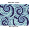 V7204-PVC Foam Decoration Floor Mat