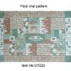 V7222-PVC Foam Floor Mats,Vinyl floor carpet