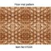 V7224-PVC Foam Modern Design Floor Carpets