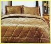 Various Colors, 3pcs Peluche Velvet Bedding Set