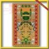 Various Fashion embroidery muslim prayer mat CBT-107