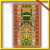 Various Sizes embroidery Islamic Prayer Mat CBT-107